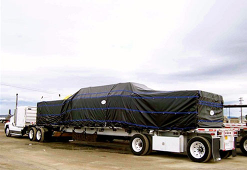 Flatbed Truck Tarps